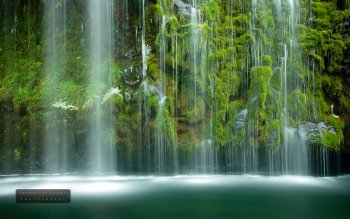 Earth - Mossbrae Falls Wallpapers and Backgrounds ID : 371046