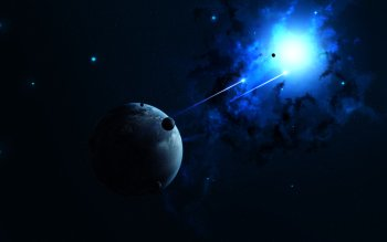 Science-Fiction - Planet Wallpapers and Backgrounds ID : 371297