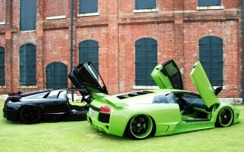 Vehicles - Lamborghini Wallpapers and Backgrounds ID : 371509