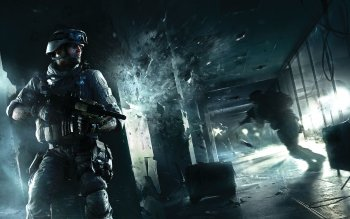 Computerspiel - Battlefield 3 Wallpapers and Backgrounds ID : 371776