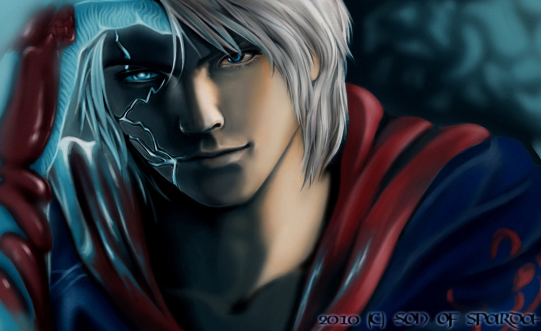 372126g 17641080 dmc devil may cry pinterest crying voltagebd Image collections