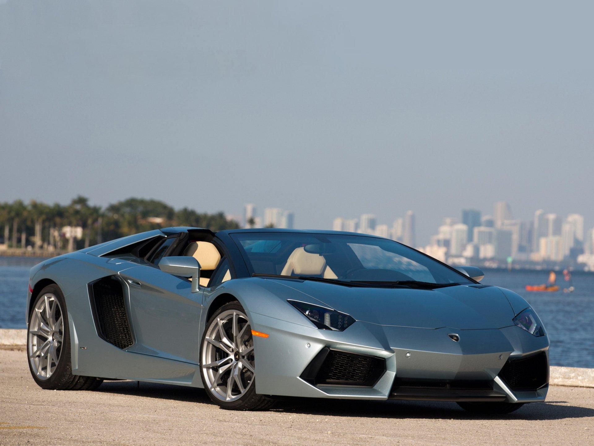 Lamborghini Aventador Full HD Fond d'écran and Arrière-Plan | 2048x1536 | ID:372199