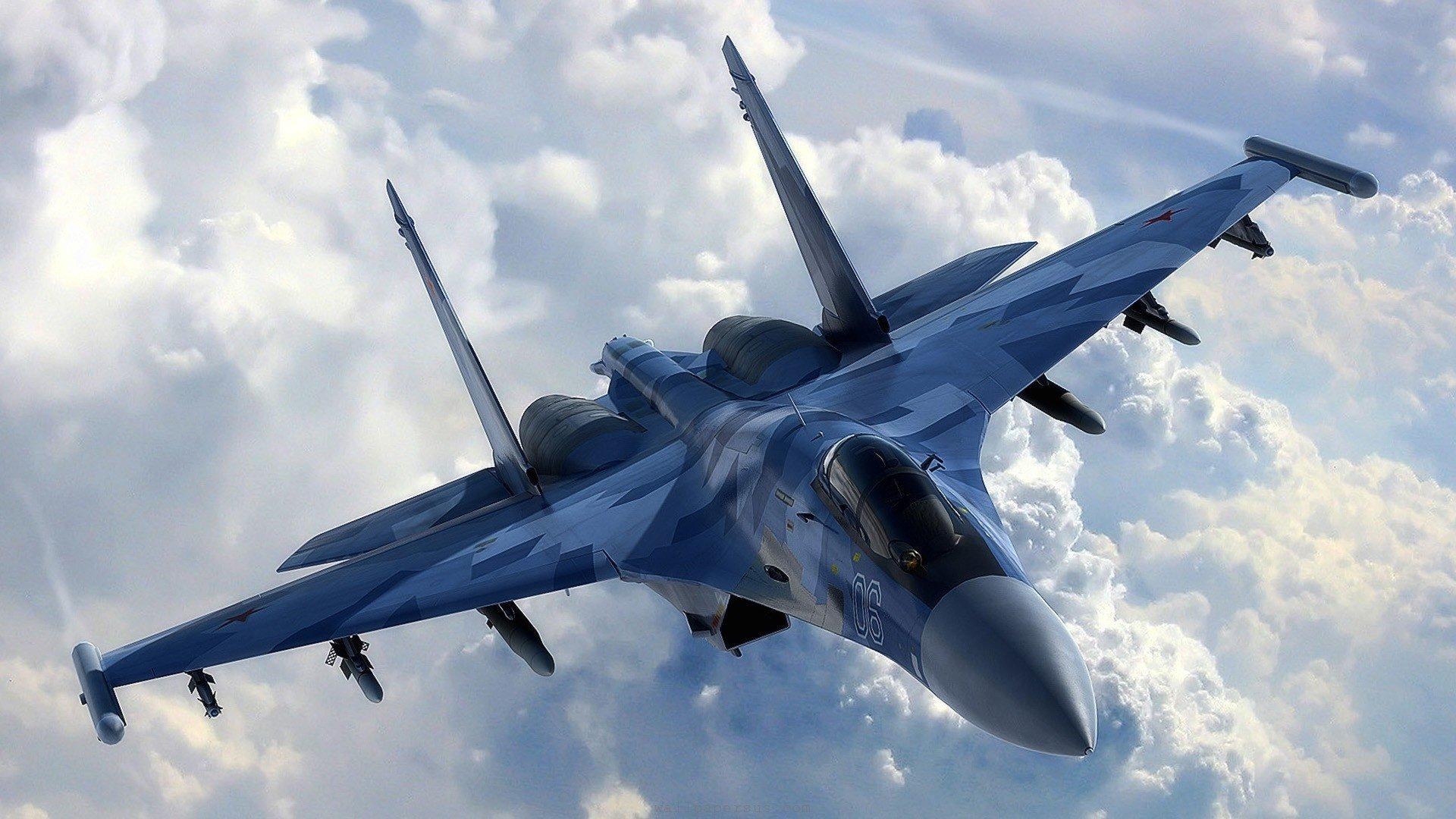 Militare - Sukhoi Su-35  Sfondo
