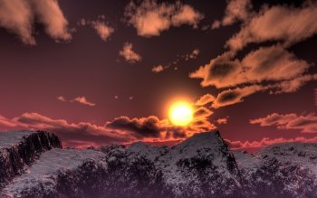 Artistisk - Sunset Wallpapers and Backgrounds ID : 372554