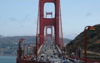 Hecho Por El Hombre - Golden Gate Wallpapers and Backgrounds ID : 372583