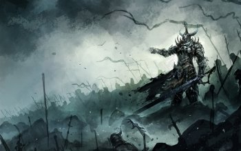 Fantasy - Warrior Wallpapers and Backgrounds ID : 372750