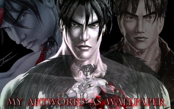 Video Game Tekken Jin Kazama Tekken Tag Tournament 2 Tekken 5 Tekken 6 HD Wallpaper | Background Image