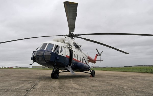Vehicles Mi-8 Helicopter Aircraft Helicopters HD Wallpaper   Background Image