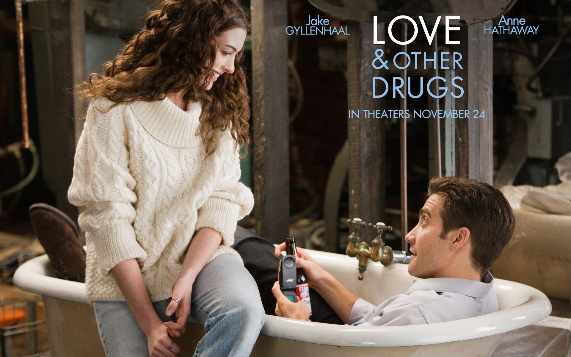 2 Love & Other Drugs HD Wallpapers | Backgrounds ...