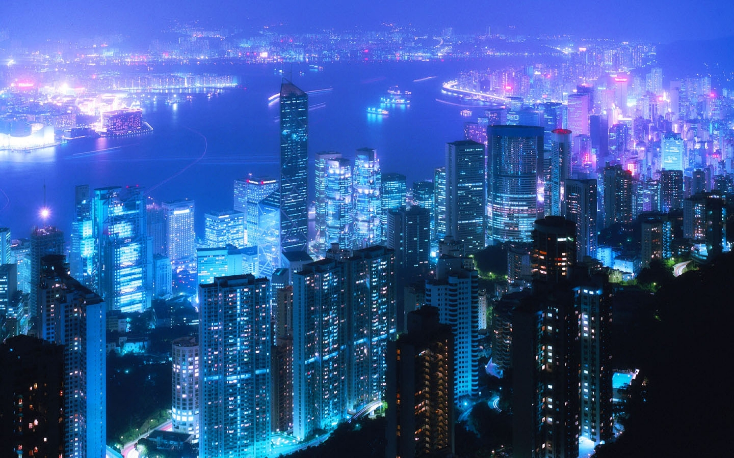 hong kong computer wallpapers desktop backgrounds 2560x1600 id