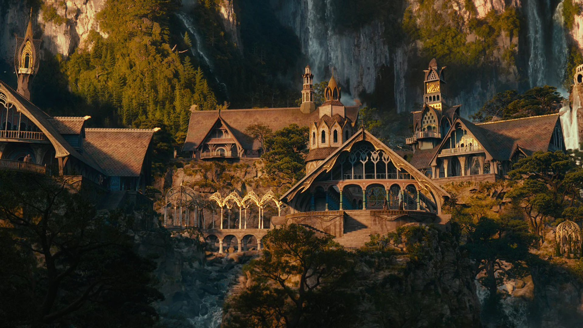 rivendell wallpaper - photo #7