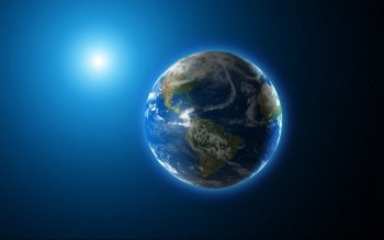Earth - From Space Wallpapers and Backgrounds ID : 373272