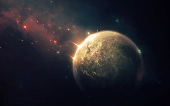 Sci Fi - Planet Wallpapers and Backgrounds ID : 373692