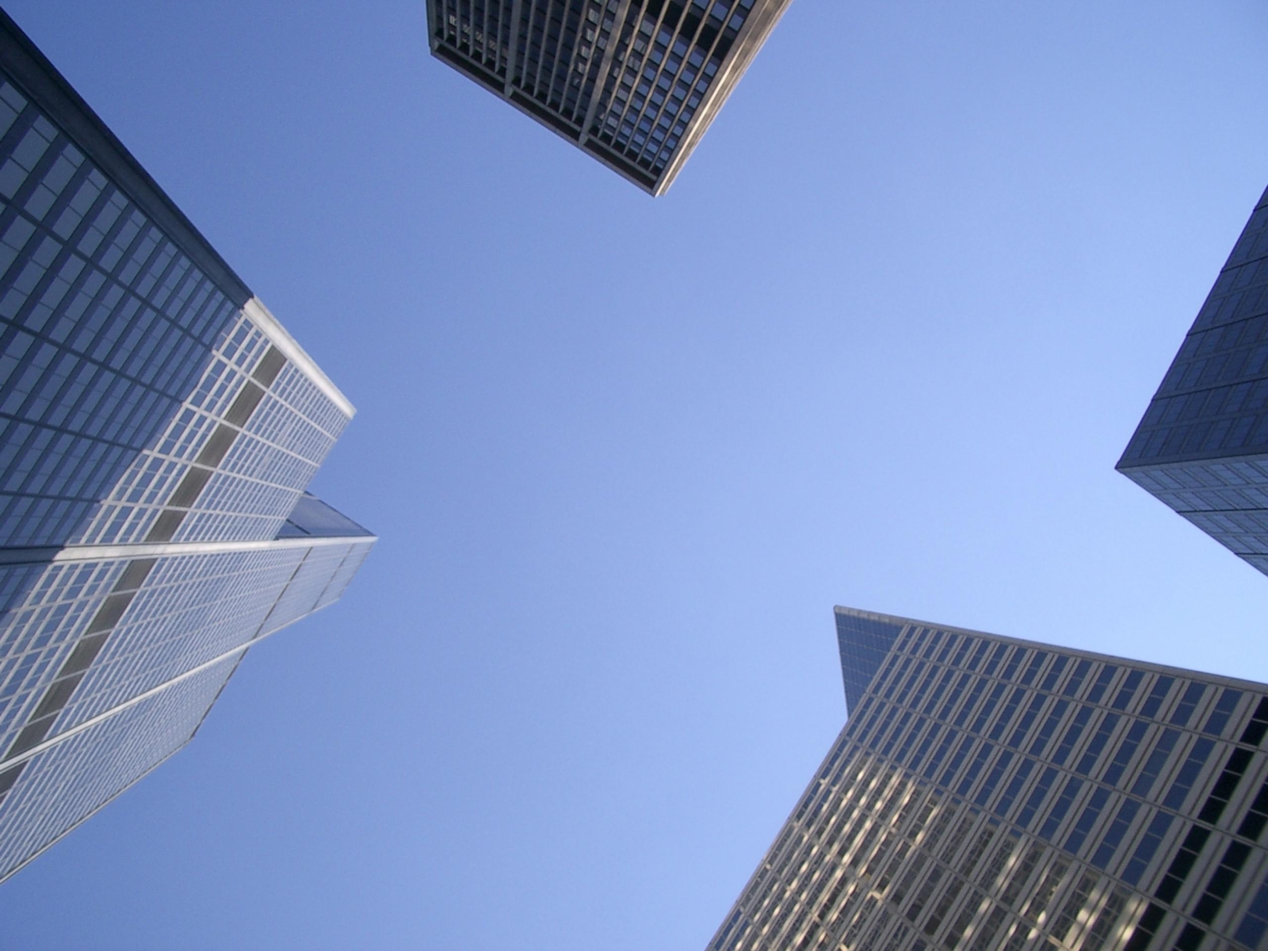 Rascacielos Fondo De Pantalla HD