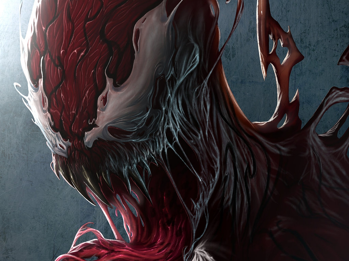 carnage wallpaper and background image 1440x1080 id