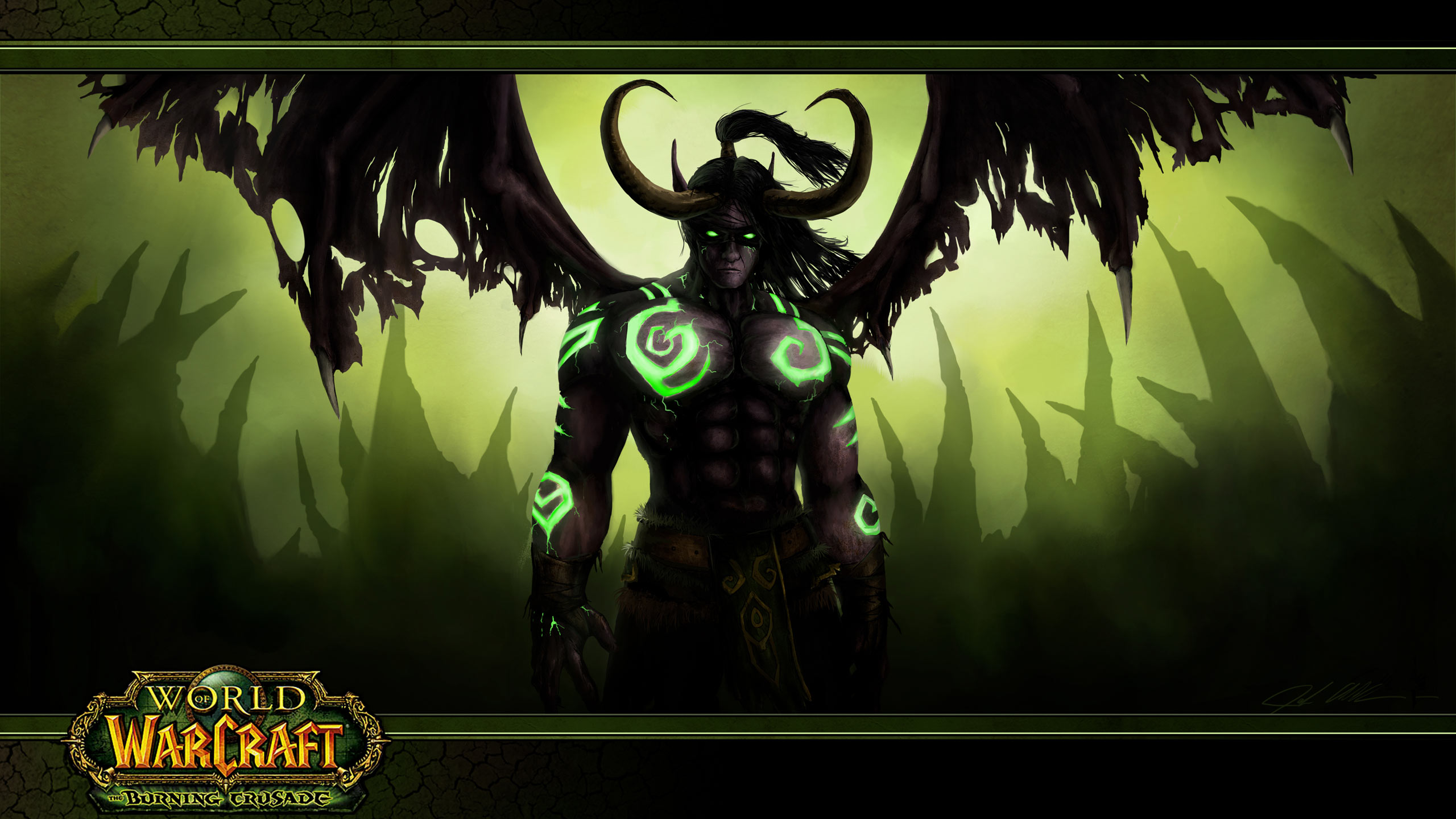 23 World Of Warcraft: The Burning Crusade HD Wallpapers ...