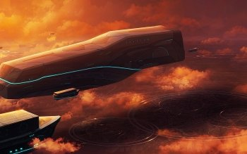 Sci Fi - Spaceship Wallpapers and Backgrounds ID : 374612