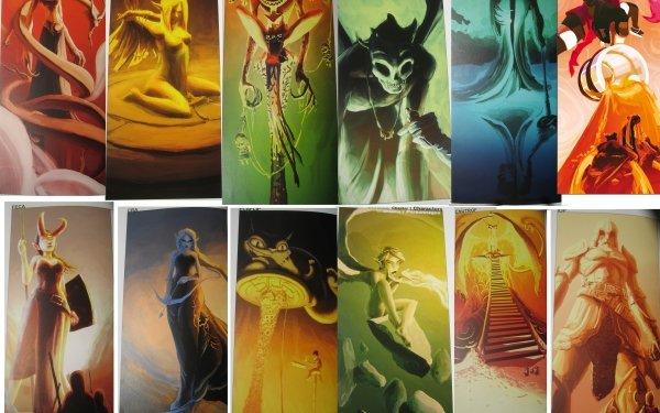 Anime Wakfu The World of Twelve Dofus Gods French HD Wallpaper   Background Image
