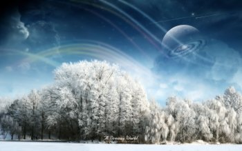 Artistic - Winter Wallpapers and Backgrounds ID : 375385