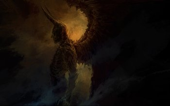Dark - Demon Wallpapers and Backgrounds ID : 375654