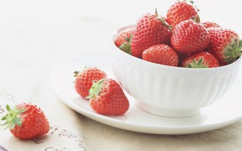 Alimento - Strawberry Wallpapers and Backgrounds ID : 376262