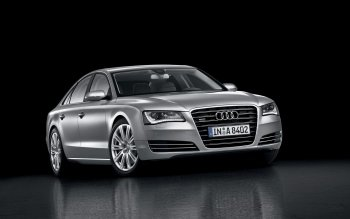 Vehicles - Audi A8 Wallpapers and Backgrounds ID : 376423