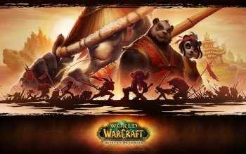Computerspiel - World Of Warcraft: Mists Of Pandaria Wallpapers and Backgrounds ID : 376629