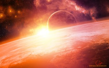 Sci Fi - Planetscape Wallpapers and Backgrounds ID : 376872