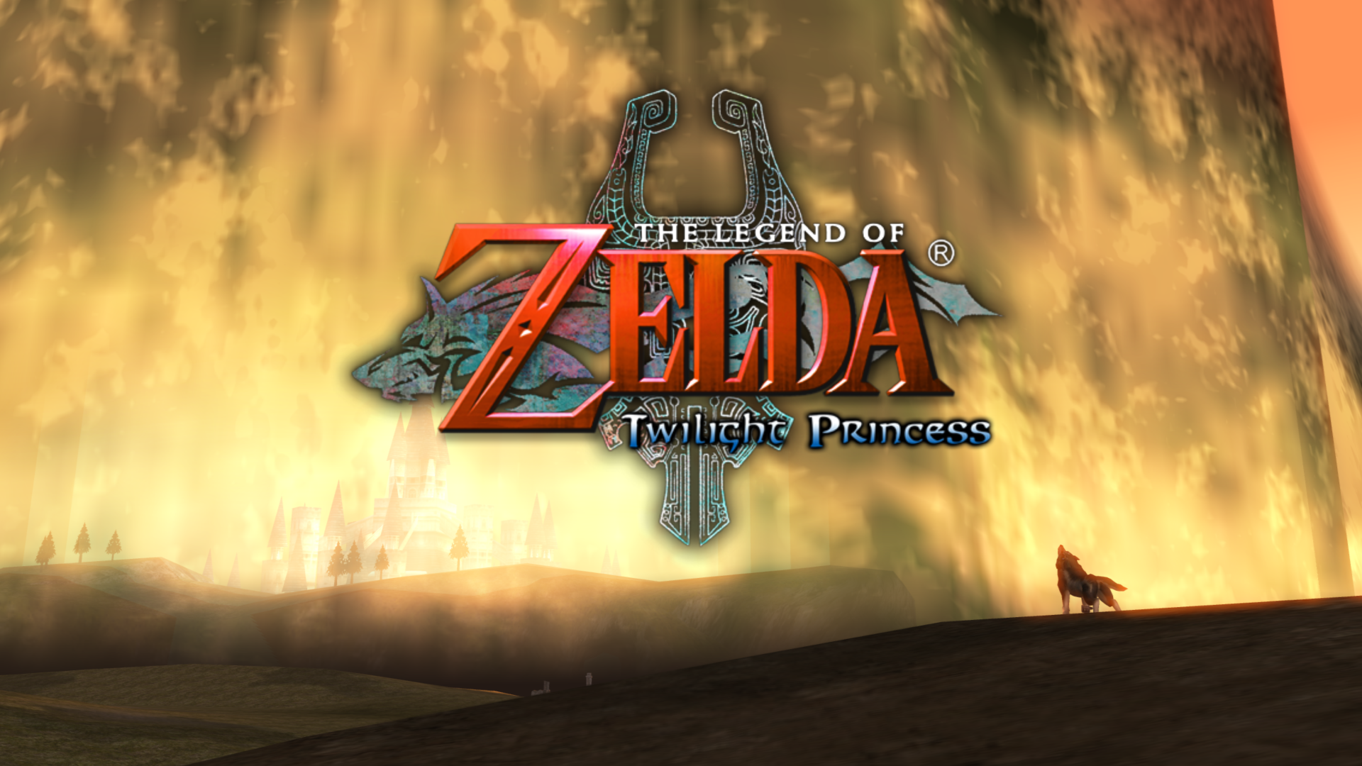 The Legend Of Zelda: Twilight Princess HD Wallpaper ...