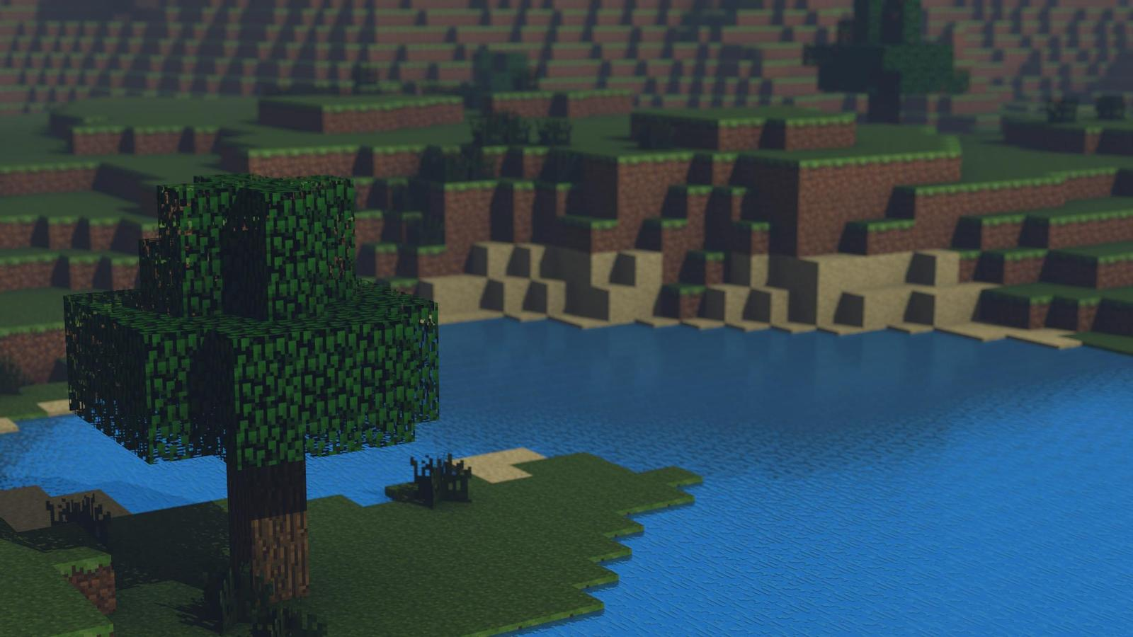 1600x900 minecraft wallpapers - photo #11