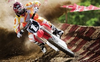 Sports - Motocross Wallpapers and Backgrounds ID : 377603