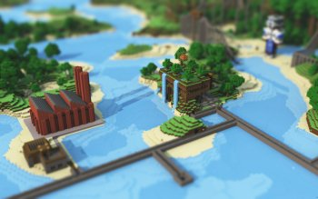 Video Game - Minecraft Wallpapers and Backgrounds ID : 377755