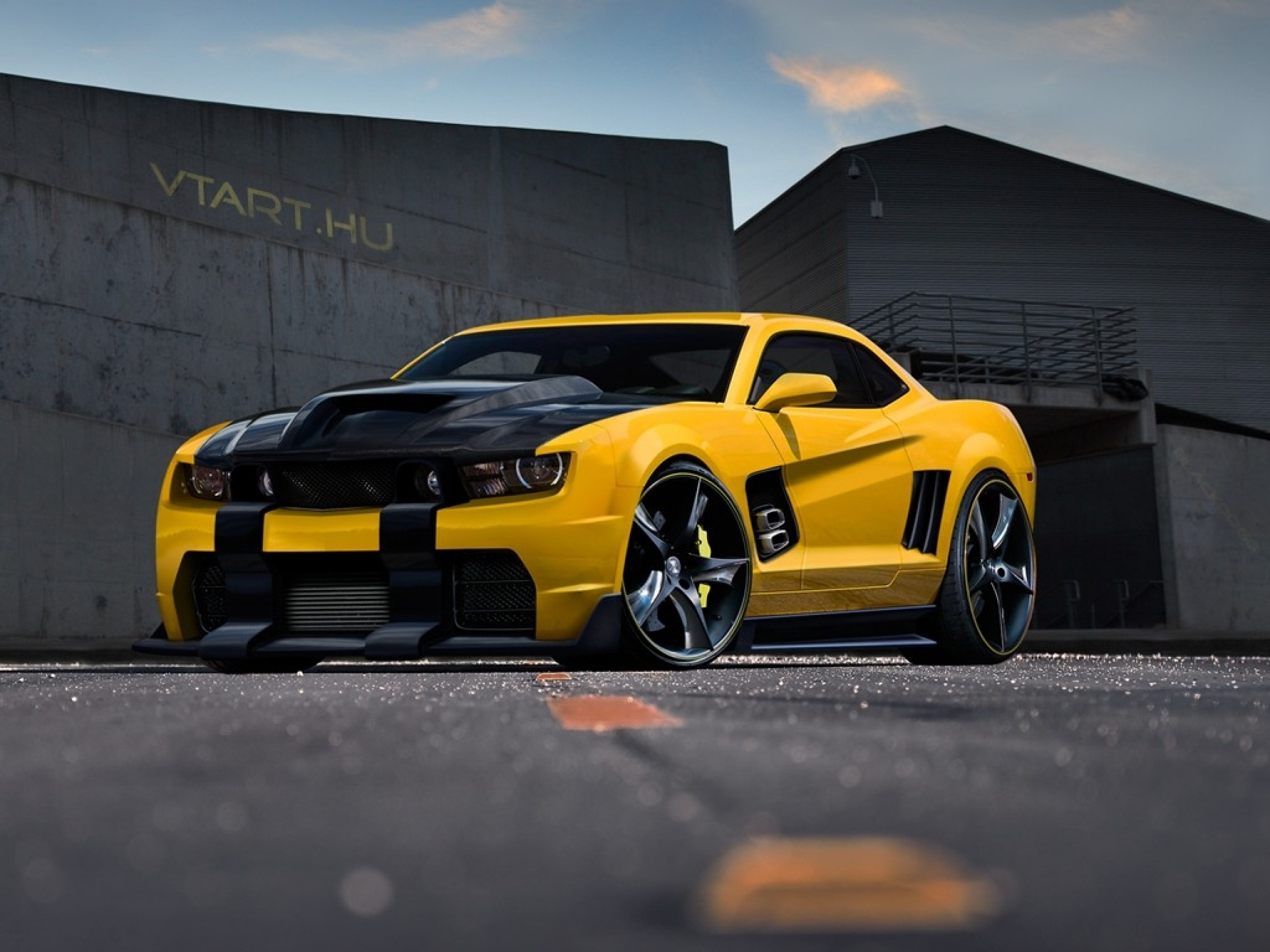 Chevrolet Camaro Full HD Wallpaper and Background Image ...