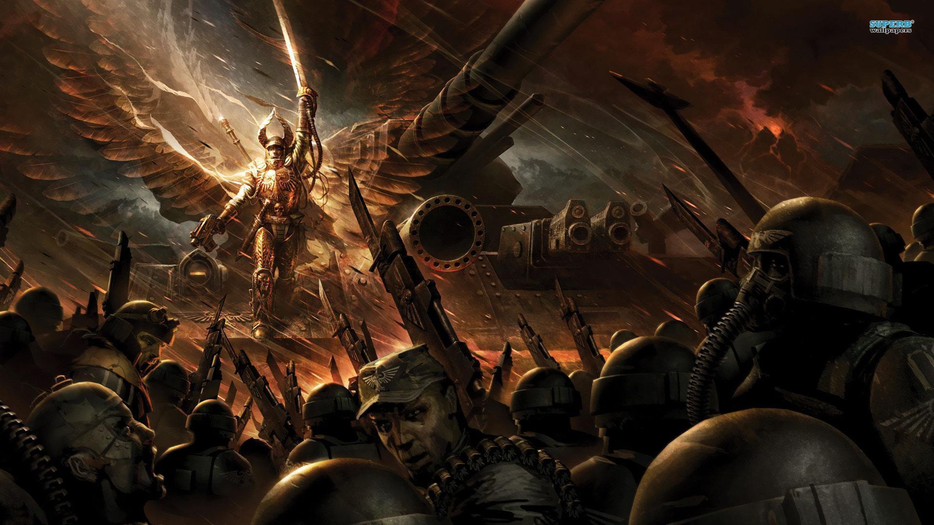 4 Warhammer Mark Of Chaos Fondos De Pantalla Hd Fondos De