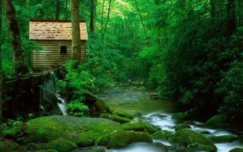 Man Made - Cabin Wallpapers and Backgrounds ID : 378041