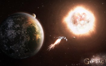 Fantascienza - Space Wallpapers and Backgrounds ID : 378311