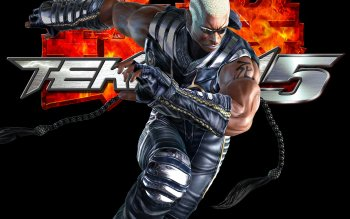 Video Game - Tekken 5 Wallpapers and Backgrounds ID : 378487