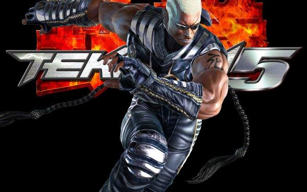 Video Game Tekken 5 Tekken Game HD Wallpaper | Background Image
