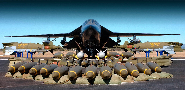 General Dynamics F-111...