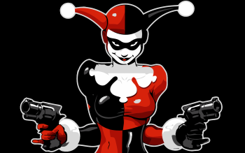Comics - Harley Quinn Wallpapers and Backgrounds ID : 379086