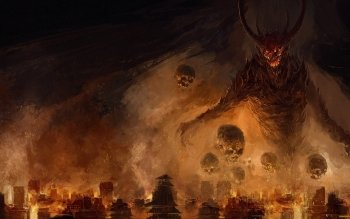 Dark - Demon Wallpapers and Backgrounds ID : 379190