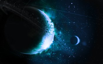 Science Fiction - Planet Wallpapers and Backgrounds ID : 379339