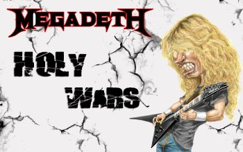 Music - Megadeth Wallpapers and Backgrounds ID : 379493