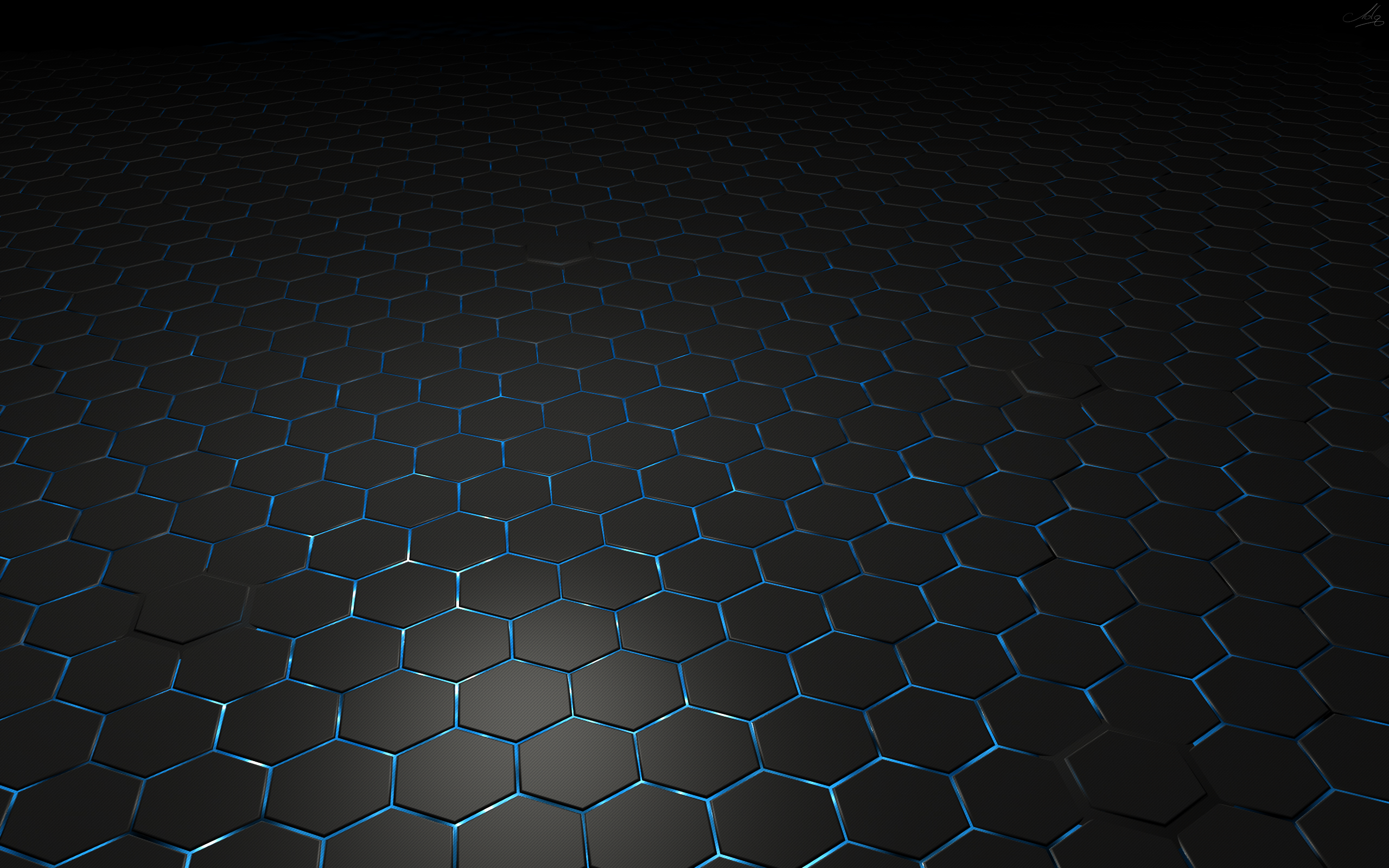 32 Hexagon HD Wallpapers | Backgrounds - Wallpaper Abyss