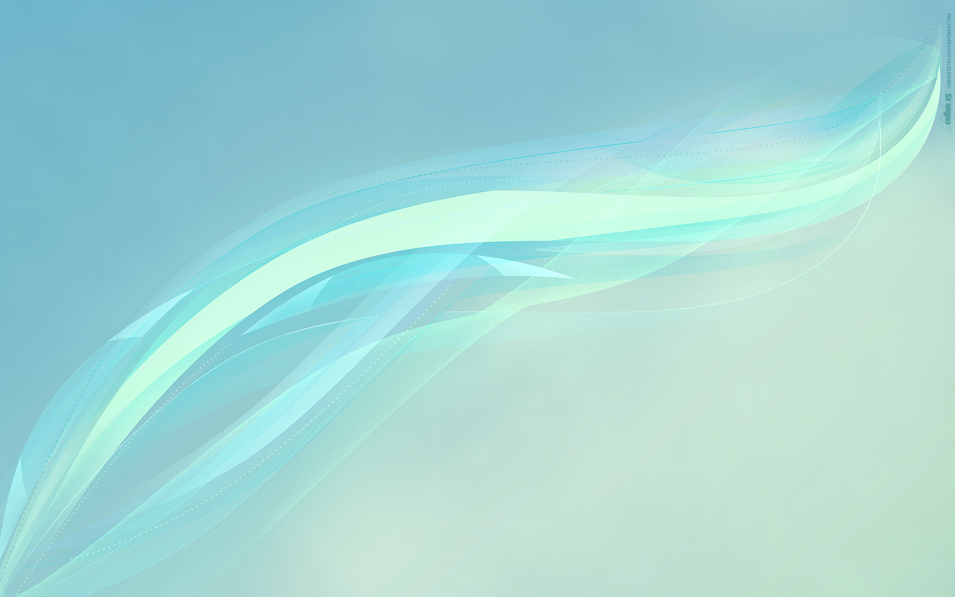 turquoise abstract computer wallpaper - photo #1