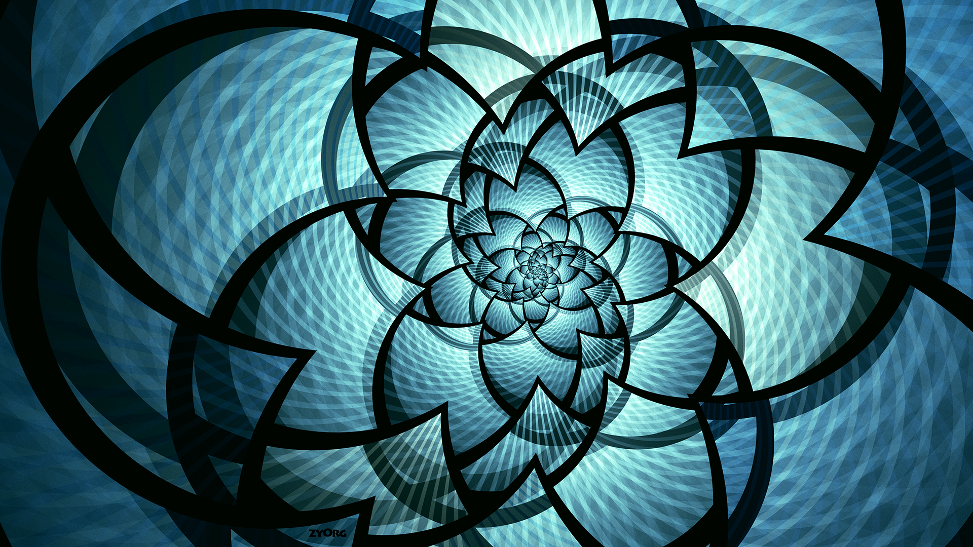Hd Fractals Wallpapers 1080p: Fractal Full HD Wallpaper And Background Image