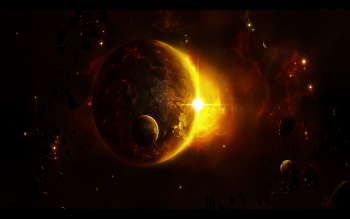 Sci Fi - Planet Wallpapers and Backgrounds ID : 380389