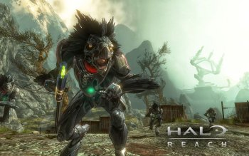 Video Game - Halo: Reach Wallpapers and Backgrounds ID : 380744