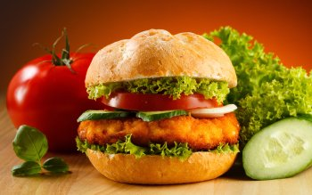 Food - Burger Wallpapers and Backgrounds ID : 380966