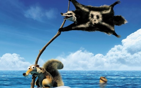 Movie Ice Age: Dawn of the Dinosaurs Ice Age HD Wallpaper   Background Image